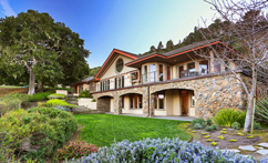 Quail Meadows Hillside Retreat, Carmel